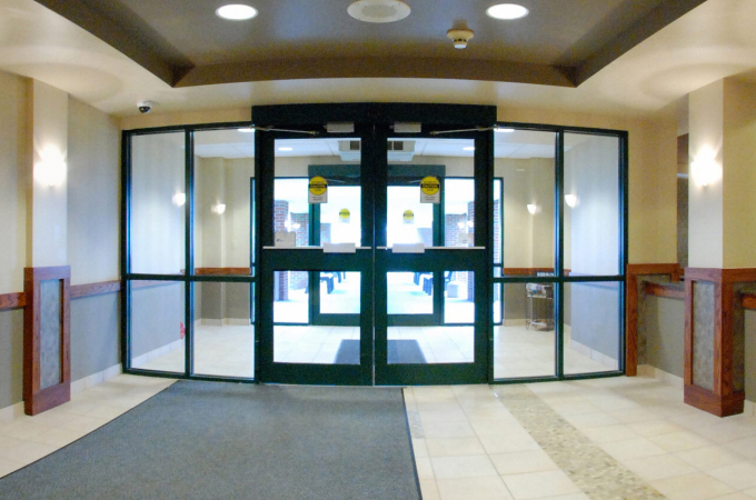 Health Care Center Lobby