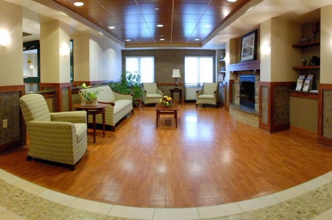 Health Care Center Lounge