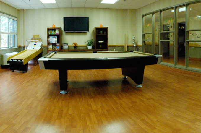 Inpatient Game Room